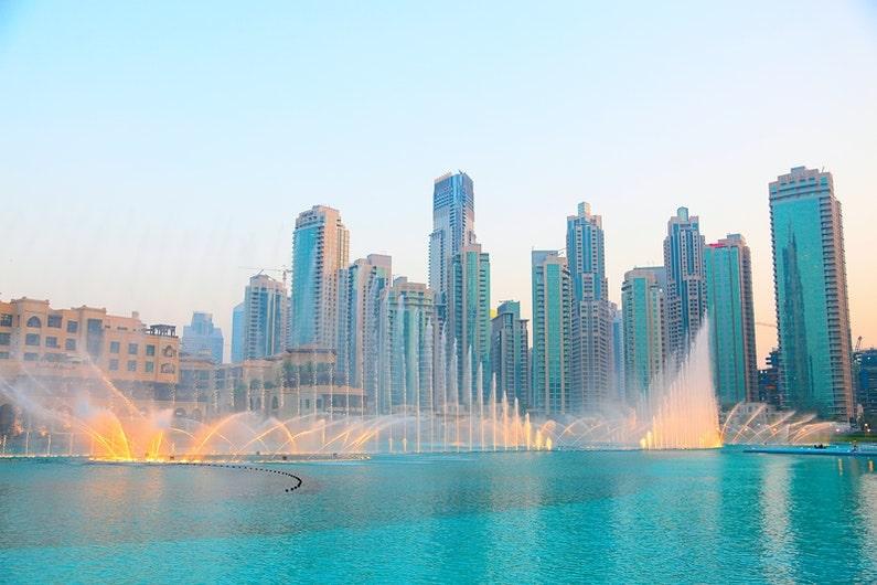 curiosidades de emiratos arabes unidos