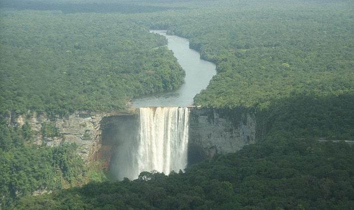 curiosidades de Guyana