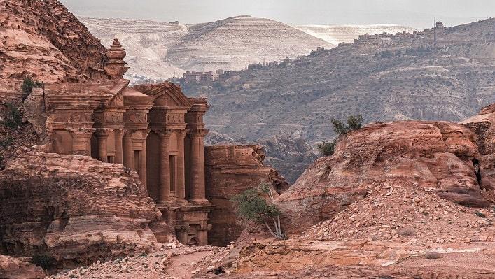 curiosidades de Jordania