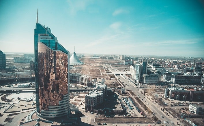 curiosidades de Kazajistan
