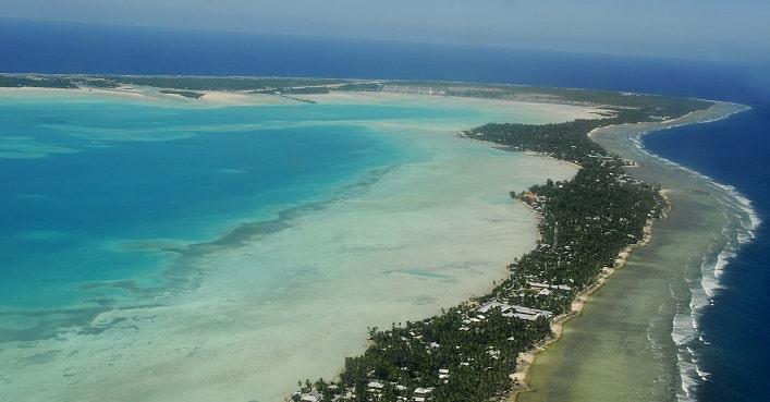 curiosidaes de Kiribati
